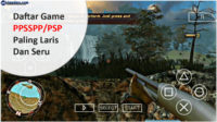 Game ppsspp petualangan